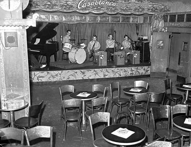 Casablanca Victory Bar And Cafe Twin Cities Music Highlights