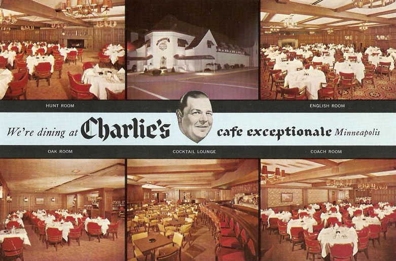 Charlie S Cafe Exceptionale