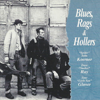 bluesrags&hollers