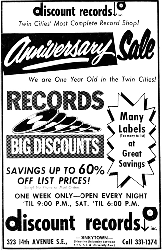 TWIN CITIES RECORD STORES – Twin Cities Music Highlights